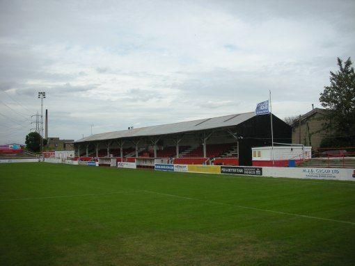 Ebbsfleet United- used to be Gravesend & Northfleet