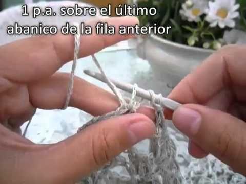Paso a paso aprende a tejer un chaleco a crochet o ganchillo. Especial para principiantes, sólo necesitas conocer el punto alto y el punto bajo para lograr e...
