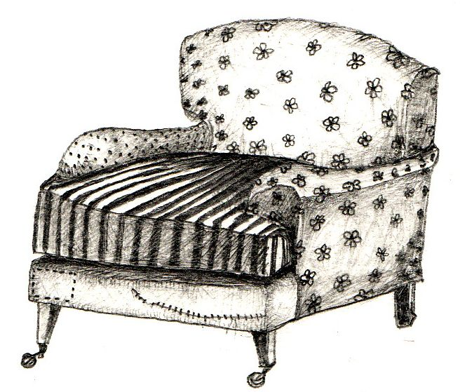room with dots drawing - Google Search