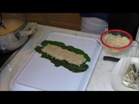 Σούσι το... ποντιακό! (βίντεο) | Συνταγή | Ποντιακές Συνταγές | Pontos News