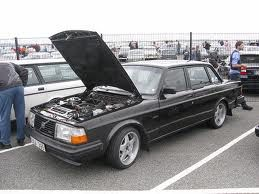 Volvo 240 Turbo