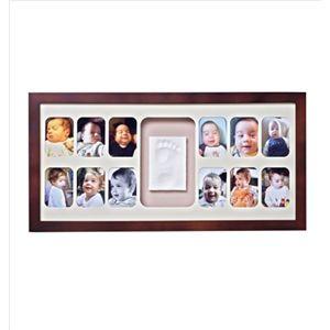 Baby Memory Prints 12 Ay Çerçeve  Ceviz 0614 Dünyanın ileri gelen markalarından Baby en değerli anılarınızı ölümsüzleştirmek adına bebeklerinizin fotograflarını,el ve ayak izlerini saklayacağınız albümleri ile mağazalarımızda sizde bebeklerinizin ilk dokunuşunu saklamak istemezmisiniz