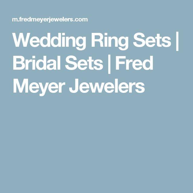 Wedding Ring Sets | Bridal Sets | Fred Meyer Jewelers