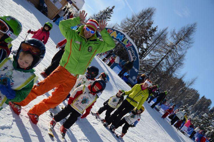 #winterseason #skischool #Folgarida #Trentino
