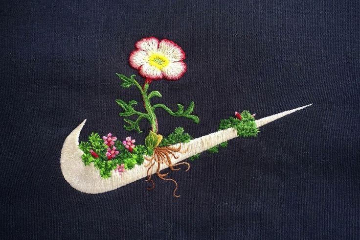 Tasarımcı James Merry'nin Logolara Çiçeksi Dokunuşu