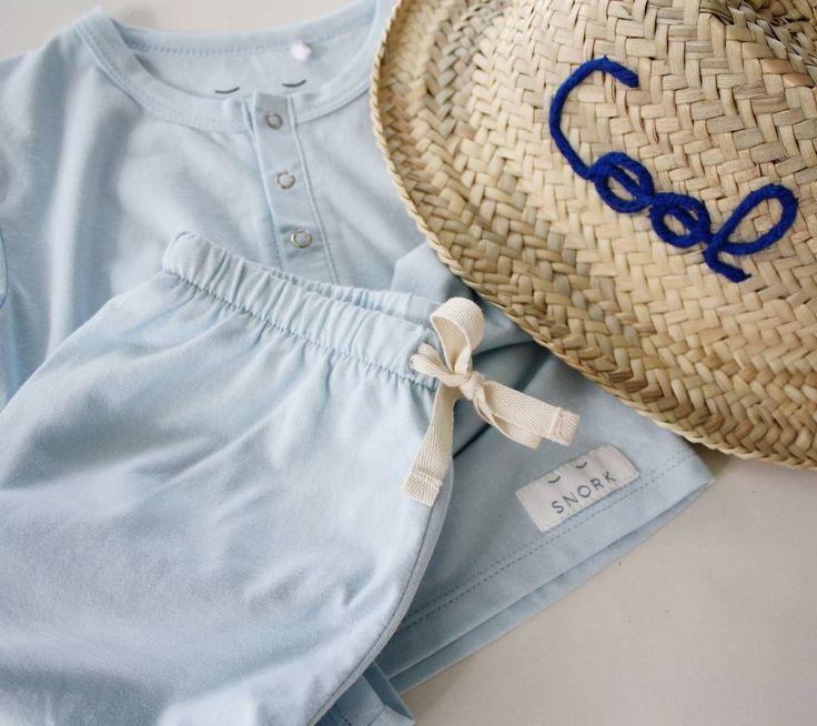 C O O L Vilhelm✌️🌞 #indiansummer #organic #nightwear #loungewear #pyjamas…