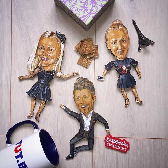 The first three wooden #toytoy is preparing to go to their owners. #doll #puppet #dummy #poppet #wooden #toy #toytoyby #игрушка #тойтой #дерево #кукла #лялька #ladytutby #ladyboss #wedding #юлиягрибалева #events #gift #teo #cheesecake #svetlanazere #tutby #handmade #toytoyby #деревянныеигрушки #минск #toytoyby #крутойтой #игрушки #сувениры #деревянныеигрушки #woodencraft #craft #handmade #jumpingjack #belarus #madeinbelarus #handmadegifts #madebyhand #handsandhustle #handcrafted…