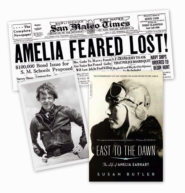 the struggles in the early life of amelia earhart Early life amelia earhart was born on july 24, 1897, in atchison, kansas, at her grandparents' house soon after her birth, amelia's parents separated.