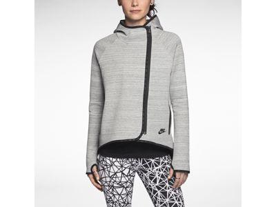 nike tech fleece cape women 39 s hoodie women 39 s athletic. Black Bedroom Furniture Sets. Home Design Ideas