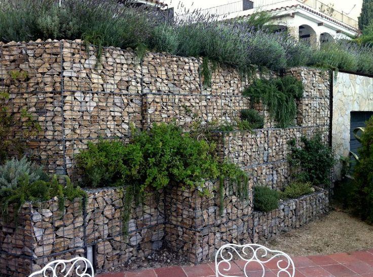 Plastic Garden Edging Cape Town : Best gabion cages ideas on fence