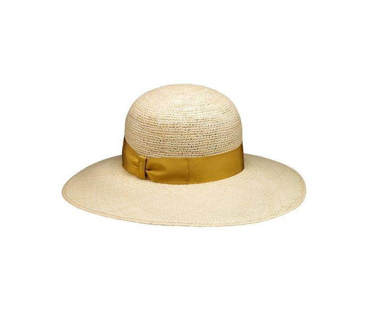 Pamela panama semicrochet. Product code: 232091 Shop it here: http://shop.borsalino.com/eshop/product/Borsalino-Straw-Hats-Pamela-panama-semicrochet.html/1/pid/131816/frmCatID/36593/
