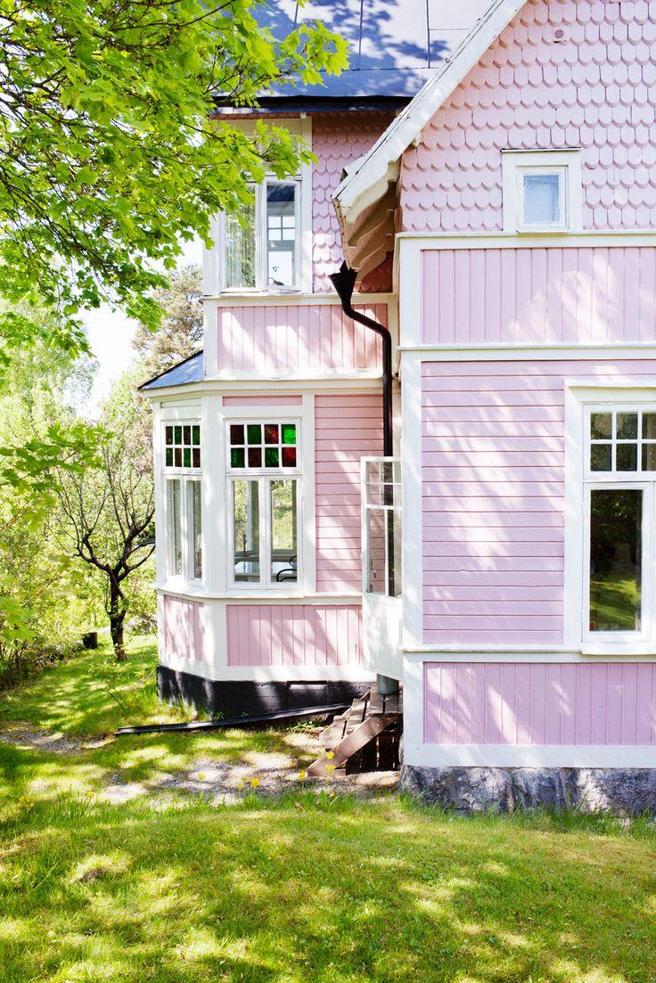 """Hemma hos Lisa Bengtsson: """"Tapeter berättar vem du är"""" - Sköna hem"""