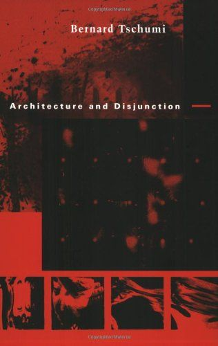 Avant-garde theorist and architect Bernard Tschumi is equally well known for his writing and his practice. Architecture and Disjunction, which brings together Tschumi's essays from 1975 to 1990, is a lucid and provocative analysis of many of the key issues that have engaged architectural discourse over the past two decades -- from deconstructive theory to recent concerns with the notions of event and program.