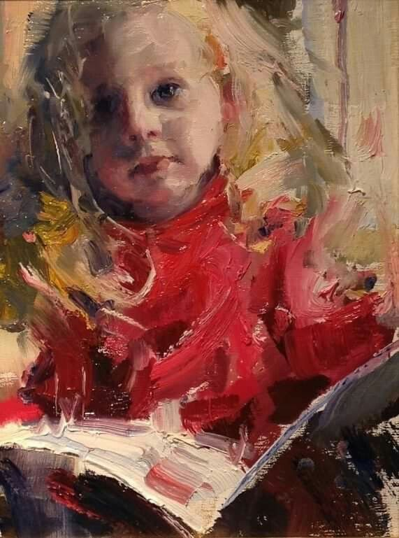 Artist - James Richards American Painter.