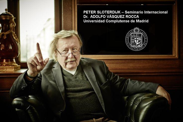 PETER SLOTERDIJK: EXPERIMENTOS CON UNO MISMO, ENSAYOS DE INTOXICACIÓN VOLUNTARIA Y CONSTITUCIÓN PSICO-INMUNITARIA DE LA NATURALEZA HUMANA. POR ADOLFO VASQUEZ ROCCA