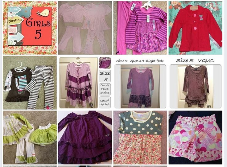 Shown S Size 5 The Naartjie Kids Clothing May Auction Facebook