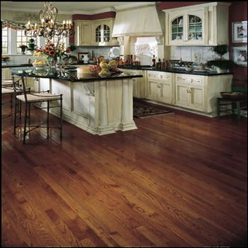 Hardwood flooring kitchen cabinets ideas for the house for Bruce kitchen cabinets
