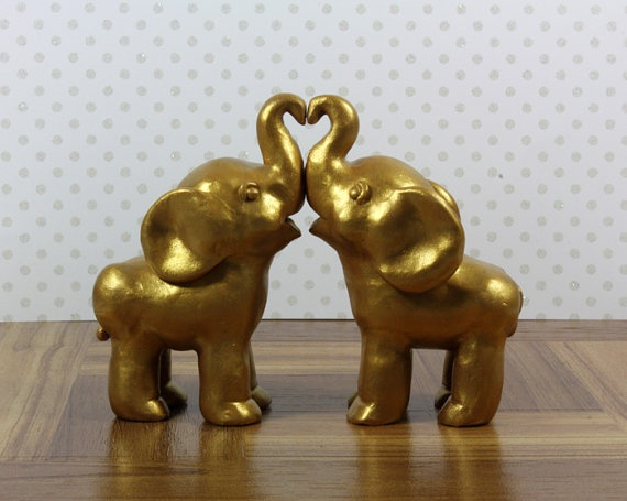 gold elephant wedding cake topper 62 best cake toppers images on 14752