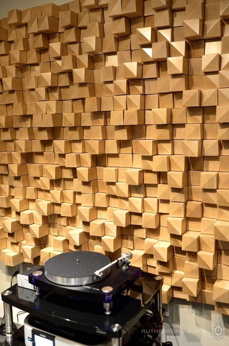 62 best noise reduction fencing and interior images on - Bedroom studio acoustic treatment ...