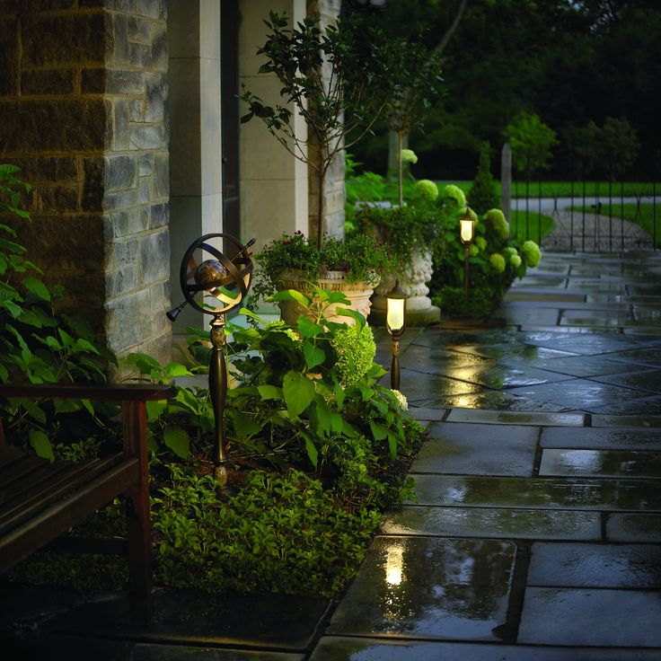 118 best outdoor lighting ideas for decks, porches, patios and ... - Solar Patio Lighting Ideas