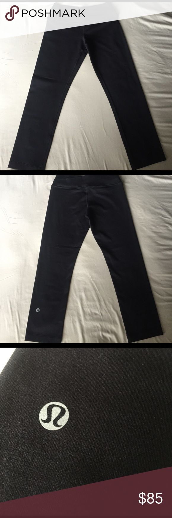 Lululemon Capri Leggings These are in brand NEW condition! The only thing missing is the tag. Love the color and feel but need to sell all of my Lululemon. All in brand new condition, need the money. Will sell FAST! Please NO TRADES. lululemon athletica Pants Leggings
