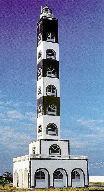 Aracaju Lighthouse, Sergipe, Brazil                                                                                                                                                                                 More
