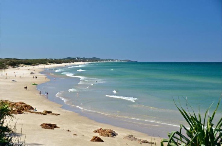 Coolum Beach, Queensland, Australia - photo by Bernard Jean