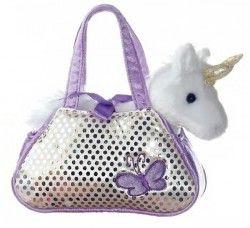 Aurora - Fancy Pal Pet Carrier: Unicorn Shop Online - iQToys.co.nz