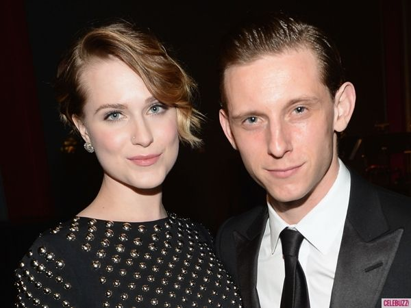 Evan Rachel Wood and Jamie Bell Split!