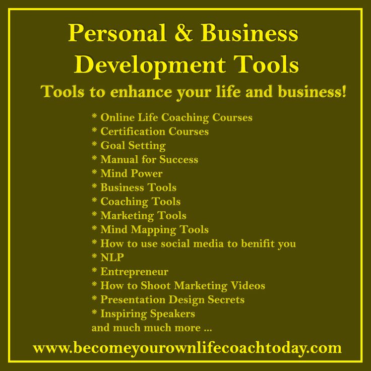 For Personal Development *  Life Coaching Courses and Tools http://www.becomeyourownlifecoachtoday.com #socialmedia #personaldevelopment #marketing #certificationcourses