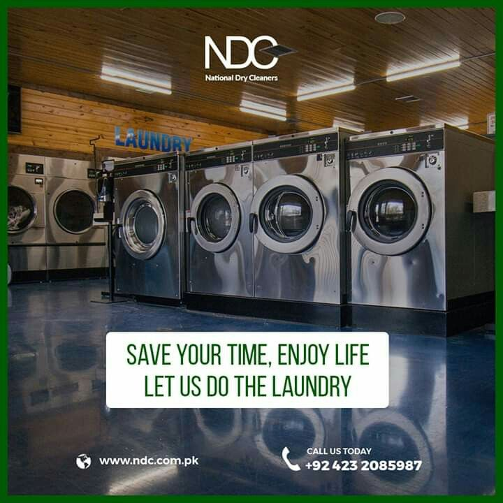 At National Dry Cleaners We Will Give Your Clothes The Personal