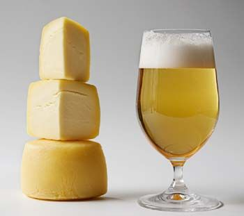 Maridaje de Cerveza y Queso http://www.beergeeks.cl/wordpress/?p=7474