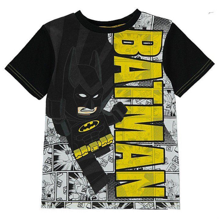 Lego Batman T Shirt