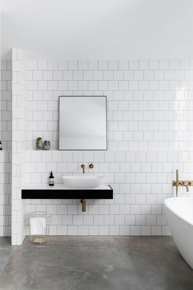 Best 25+ White tiles ideas on Pinterest | Kitchen tiles ...