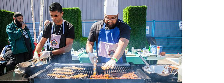 Halal Food Festival Toronto
