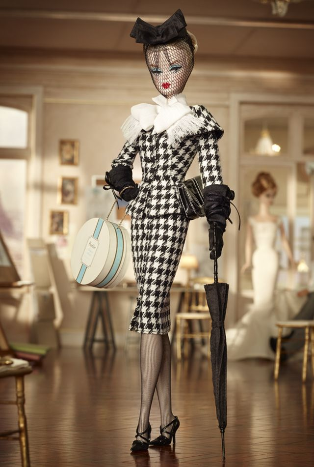 Walking Suit Barbie® Doll | Barbie Collector