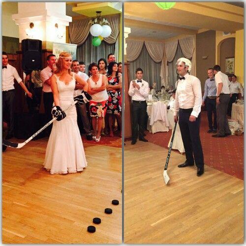 #hockey#wedding