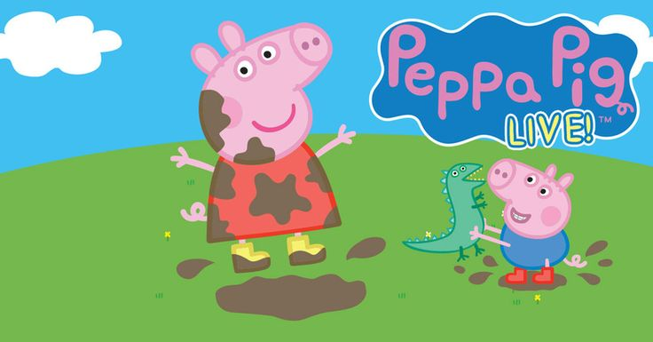 Enter for a chance to win 4 front row tickets to Peppa Pig Live at NYCB Theatre at Westbury on December 13th (2PM Show)!