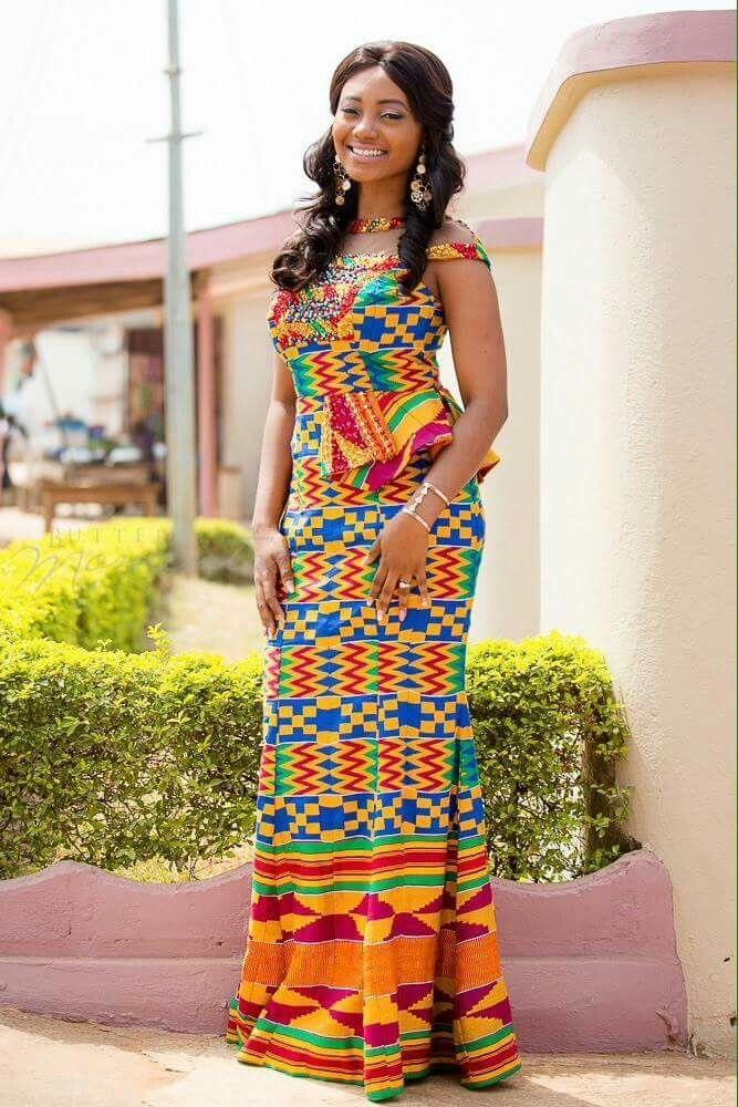 614 Best Fabulous Kente Images On Pinterest African Fashion African Wear And African Fashion