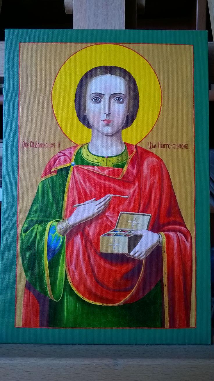Св. Пантелеимон.