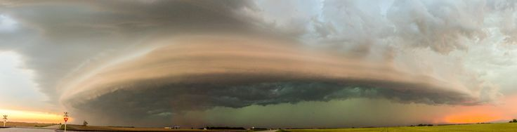 https://flic.kr/p/TZj91g | 051517 - Nebraska Thunderstorm Eye Candy (Pano) | May 15, 2017 - Hwy 6 East of Minden Nebraska US  Prints Available...Click Here  This thunderstorm was becoming more defined as it strengthened.  National Weather Service had a severe warning on this cell as it was slowly moving to the east northeast.  As we were east of Minden Nebraska and were finally able to pull out ahead of this cell.  We paused for a few minutes to absorb the moment!  Find NebraskaSC @  Flickr…