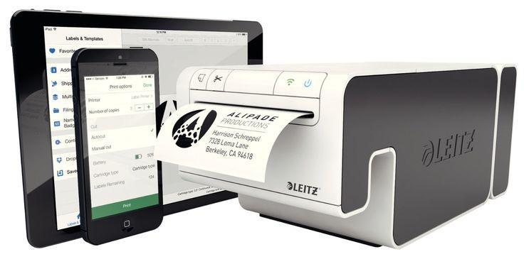 ICON - stampa con connessione da smartphone o tablet