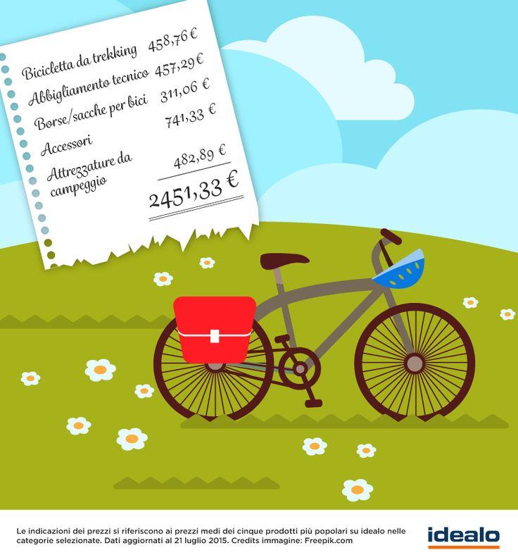 Checklist cicloturismo: Quanto costa una vacanza in bicicletta? - idealo Blog