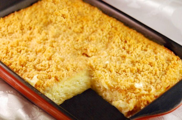 Try this Noodle Kugel recipe from Kellogg's Family Rewards® to celebrate Hanukkah and the Festival of Lights.