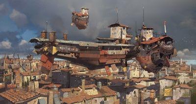 Ian McQue : an artist that inspires