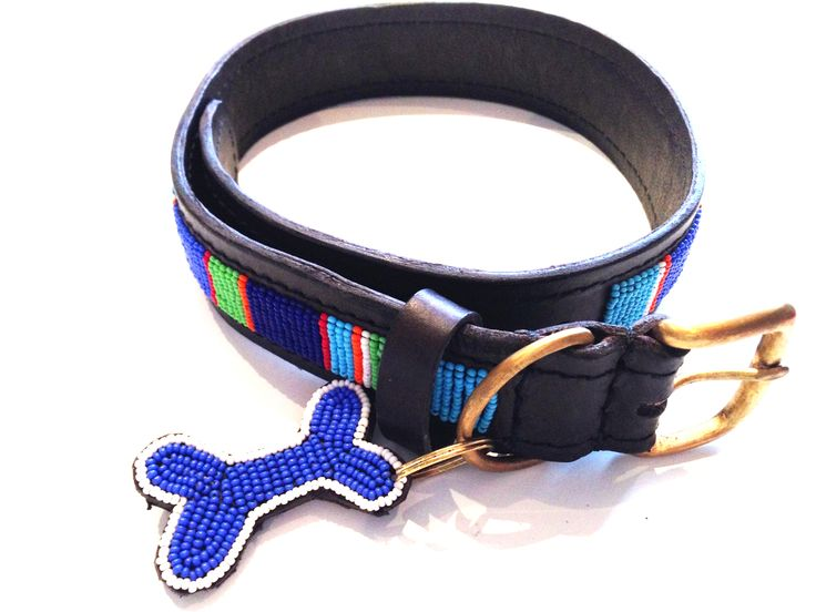 Stunning dog collars. In all sizes and various colours. A super present for any dog lover. http://www.uberpolo.com/dog-collars/