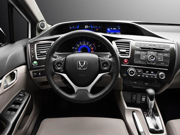 #06 Painel Honda Civic 2014