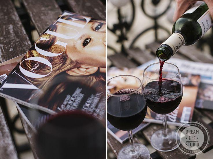 http://dreameyestudio.pl/  #dreameyestudio #paris #wine #vogueparis #vogue