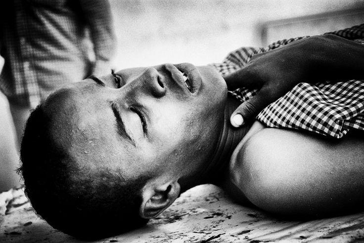 Just a small matter of honor. Somalia. Ugo Borga   Echo Photo Agency