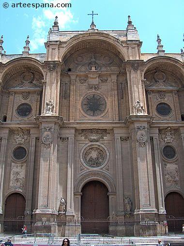 Alonso Cano (1601-0667) Catedral de Granada.